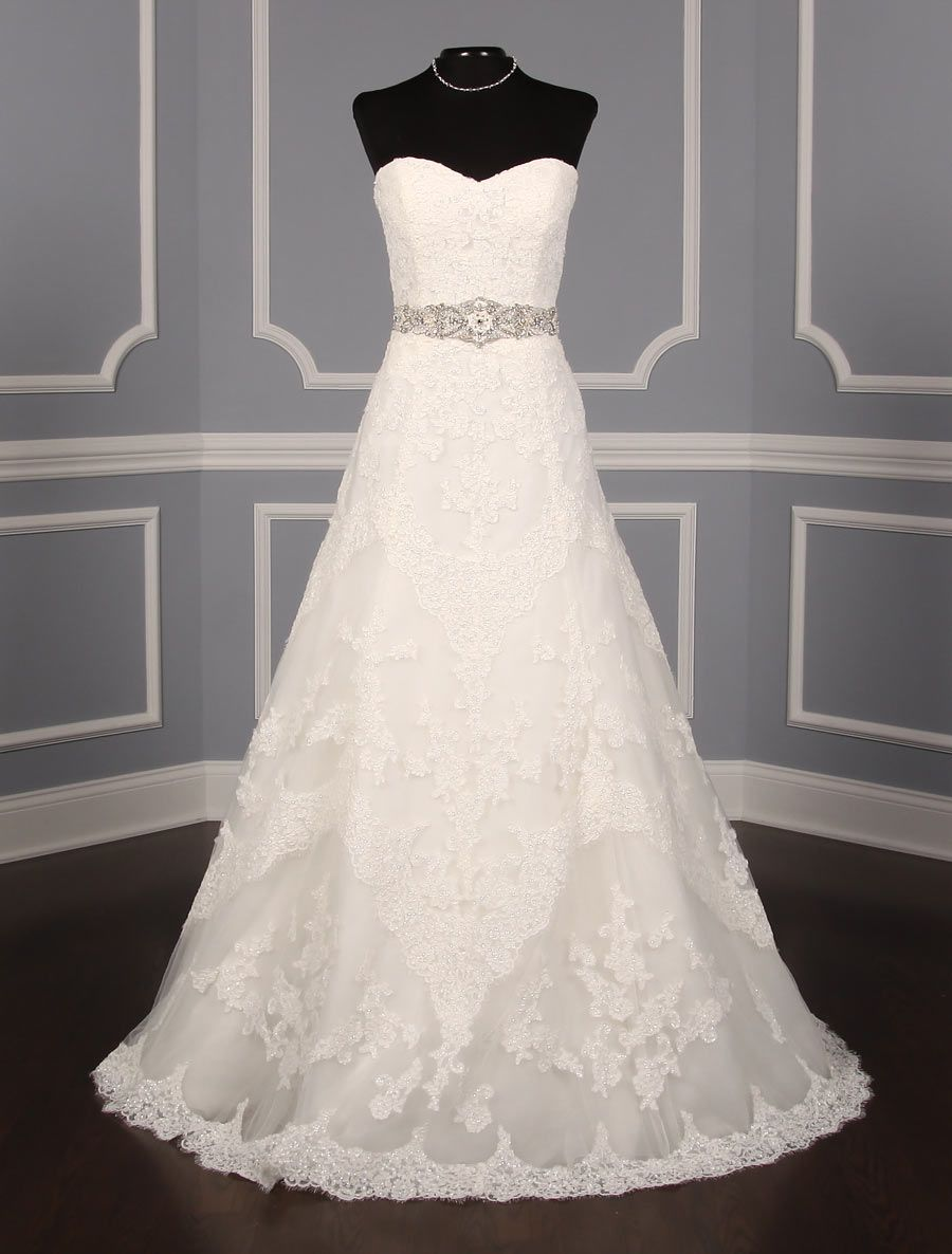 Discounted Designer Wedding Dresses Up To 90 Off Retail Your Dream Dress Discount Designer Wedding Dresses Aline Wedding Dress Classy Wedding Dress