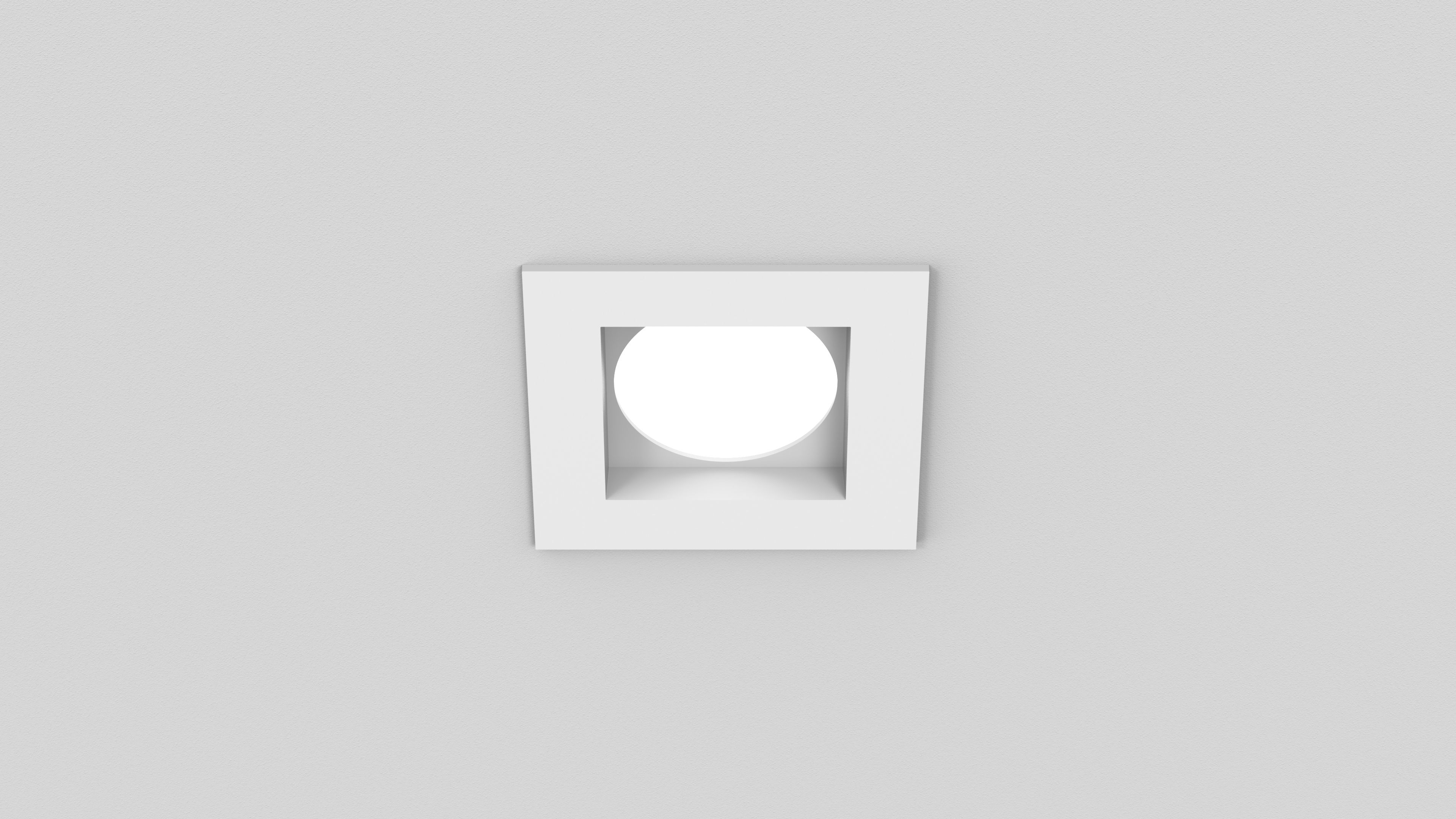 Dmf Lighting Classic Trims 4 Square On Round Drd2t Downlights Trims Lighting