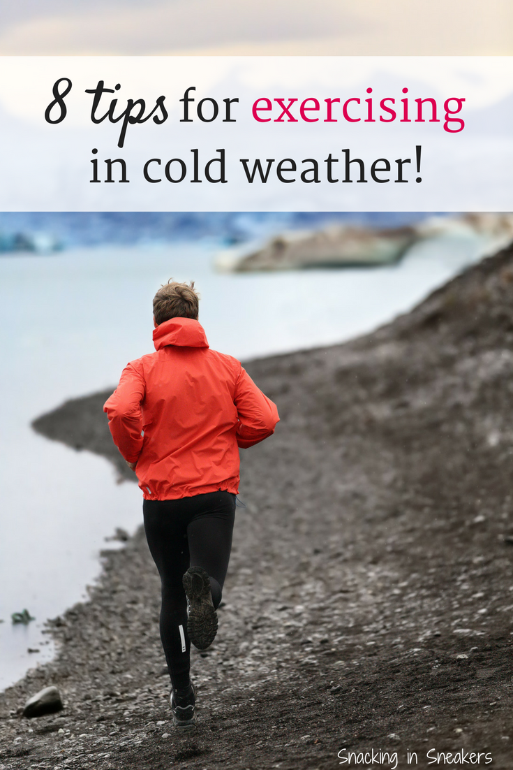 8 tips for exercising in the cold weather