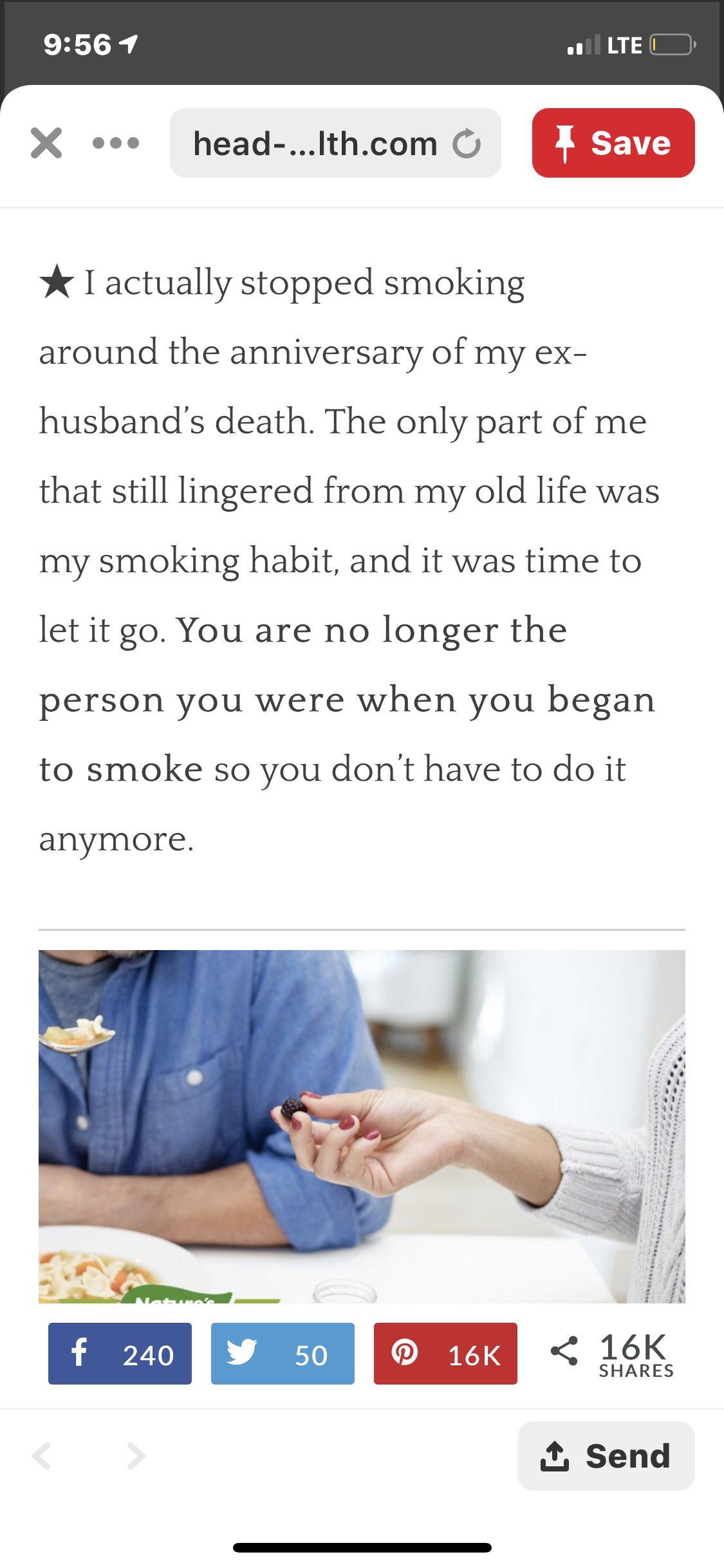 How Do I Get My Husband To Stop Smoking