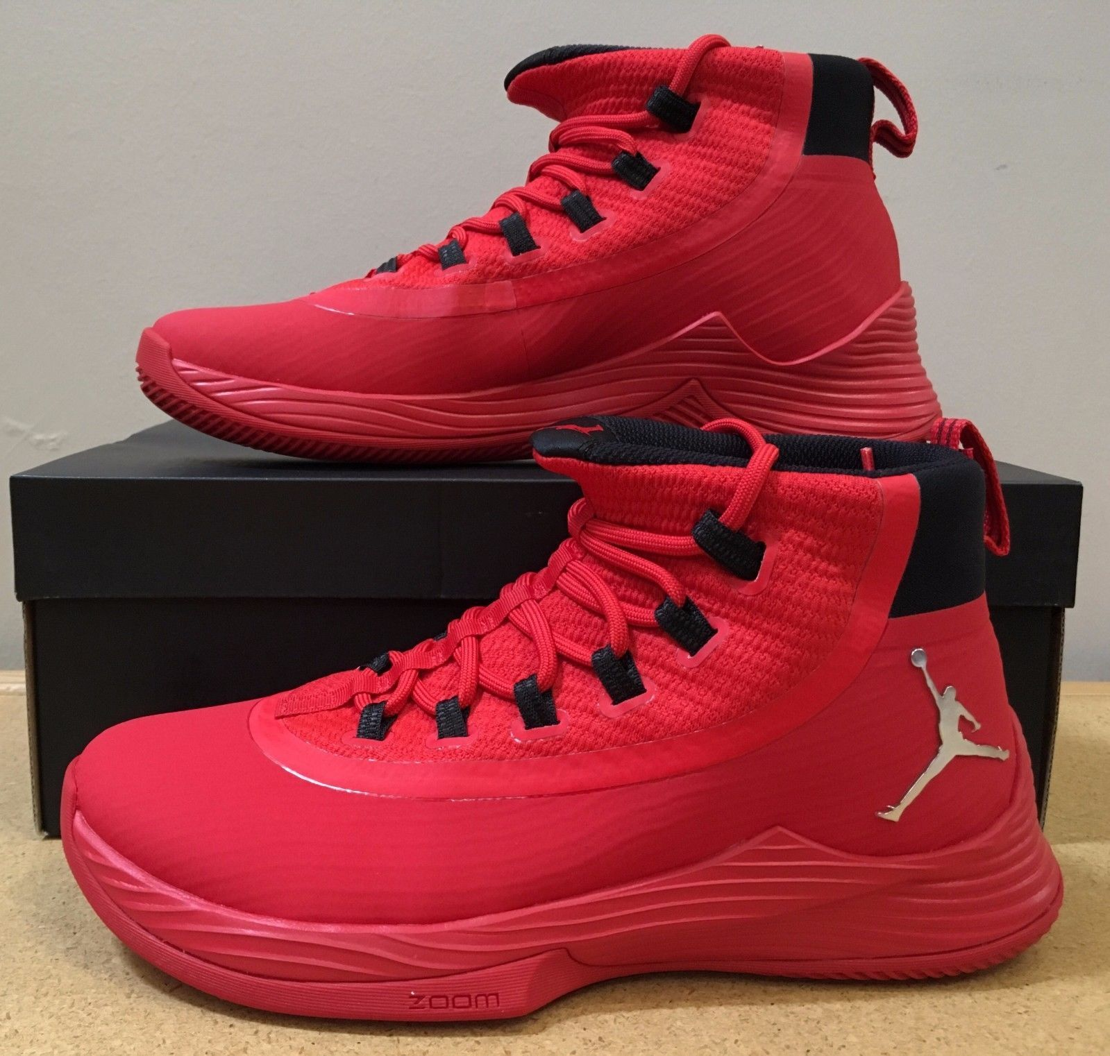 reputable site 19719 31965 Nike 2017 Jordan Ultra Fly 2 TB Mens Basketball Shoes ...