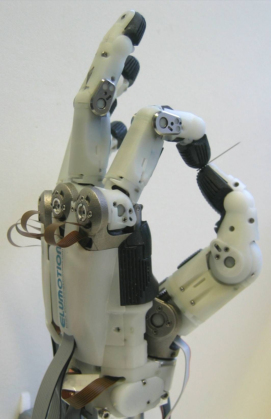 mechanical arm how to build