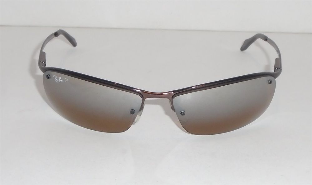 Ray Ban Rb3183 014 84 63 15 3p Polarized Sunglasses For Parts