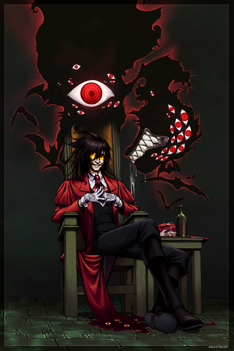 Hellsing Unchained by *ghostfire on deviantART Anime