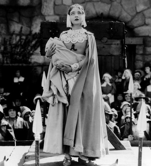 lillian gish in the scarlet letter 1926 dir victor sjstrm