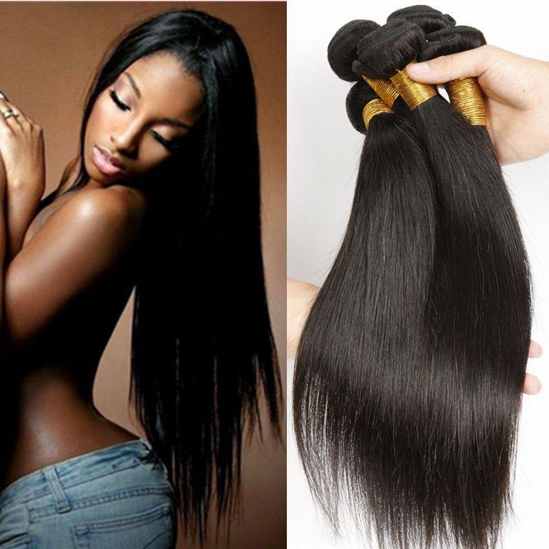 Best quality 10a brazilian virgin hair straight brazilian hair best quality 10a brazilian virgin hair straight brazilian hair weave bundles 3 pcs full head alimice pmusecretfo Images