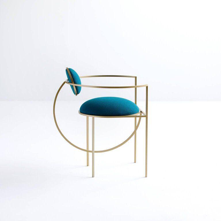 Lunar Chair Laura Bohinc Chair Design Furniture Design Interior Furniture