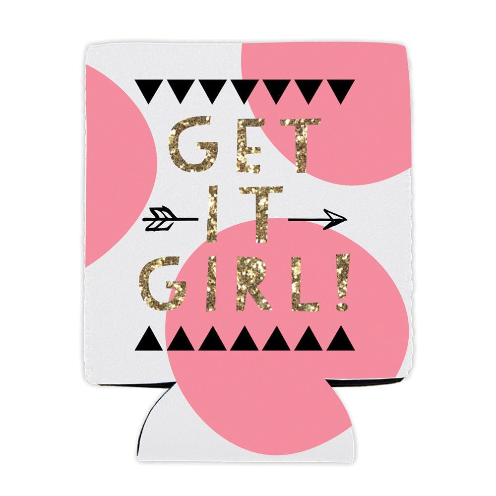 Get it Girl Koozie | Circut | Pinterest | Comprar