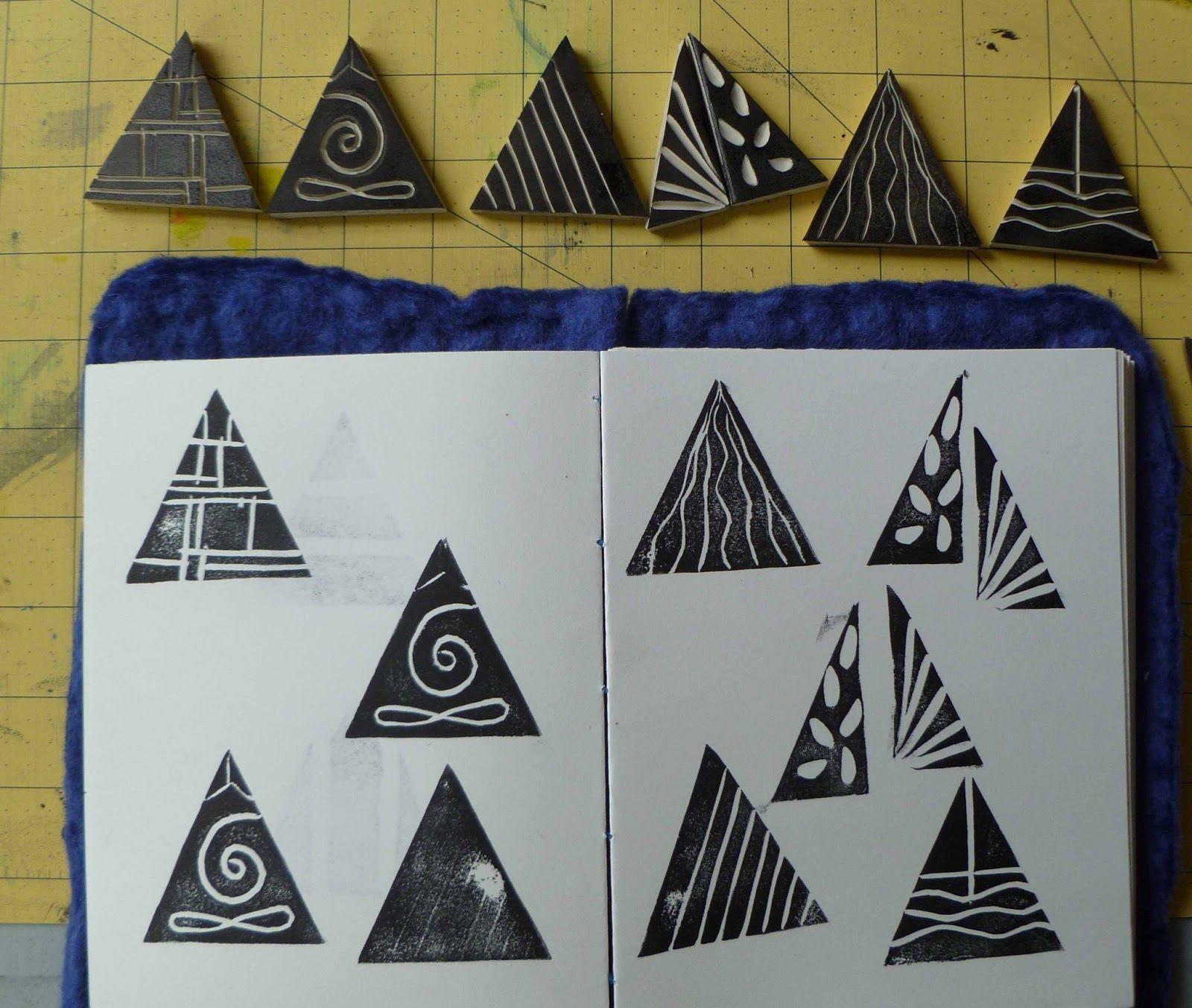 sew sew art: Visual Exercise 2