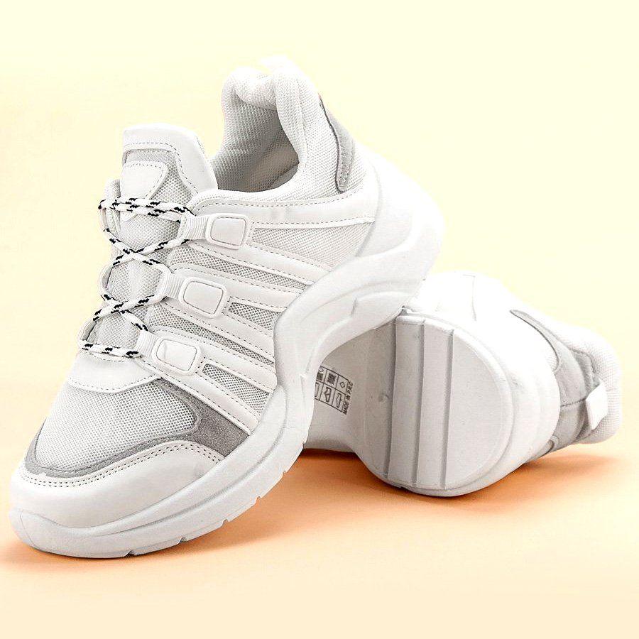 Kylie Wygodne Buty Sportowe Biale Shoes Adidas Sneakers Sneakers