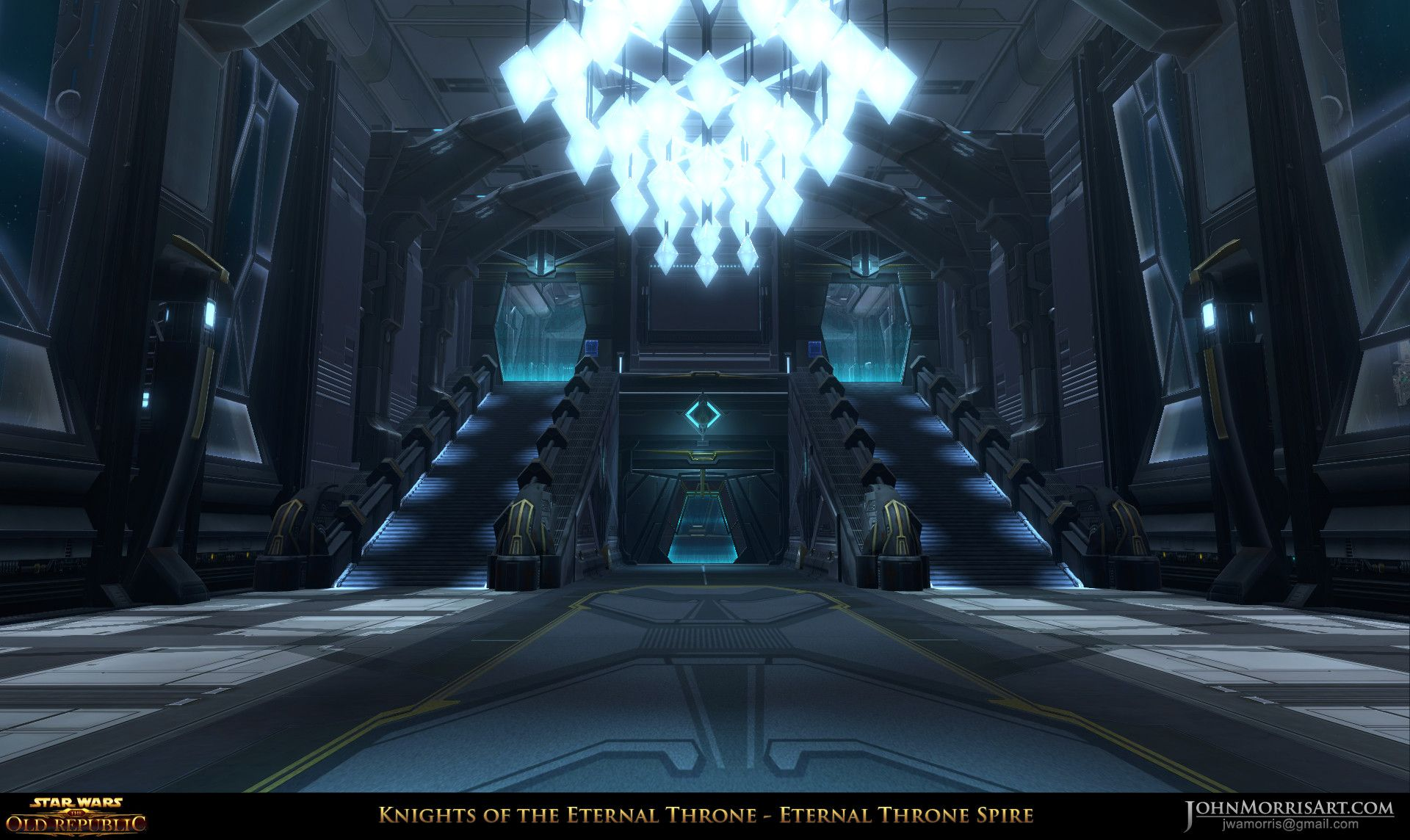 ArtStation - Knights of The Eternal Throne -- Chapter 9