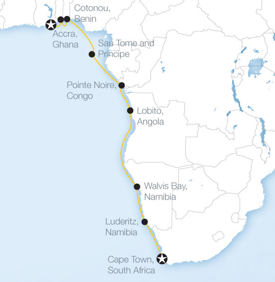 map of accra ghana africa » Path Decorations Pictures | Full Path ...