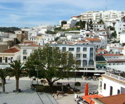 Albuferia portugal, too many people here...go somewhere more peaceful if you can