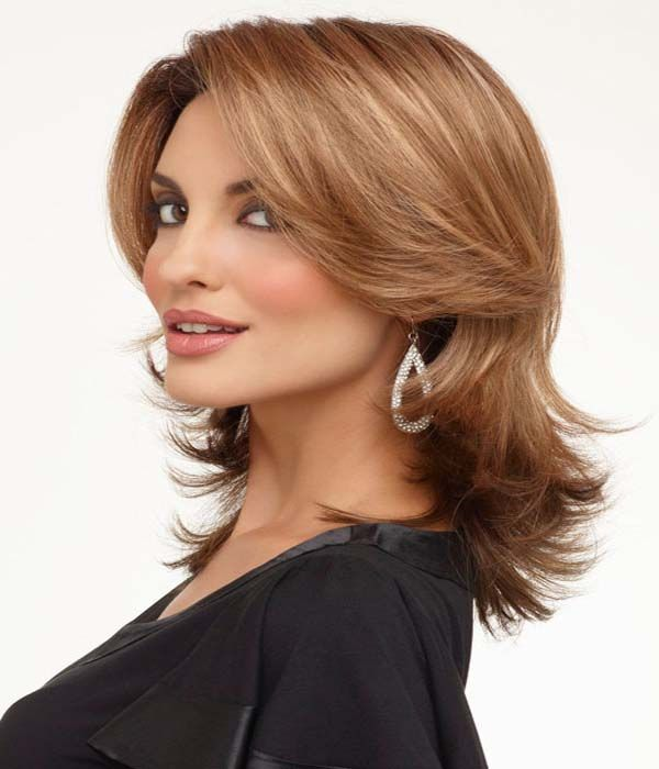 Choppy Haircuts For Square Face: Hair Lengths, Square Face