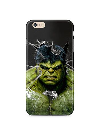 The Incredible Hulk Avengers iPhone 6 Plus (5.5in) Hard Case Cover