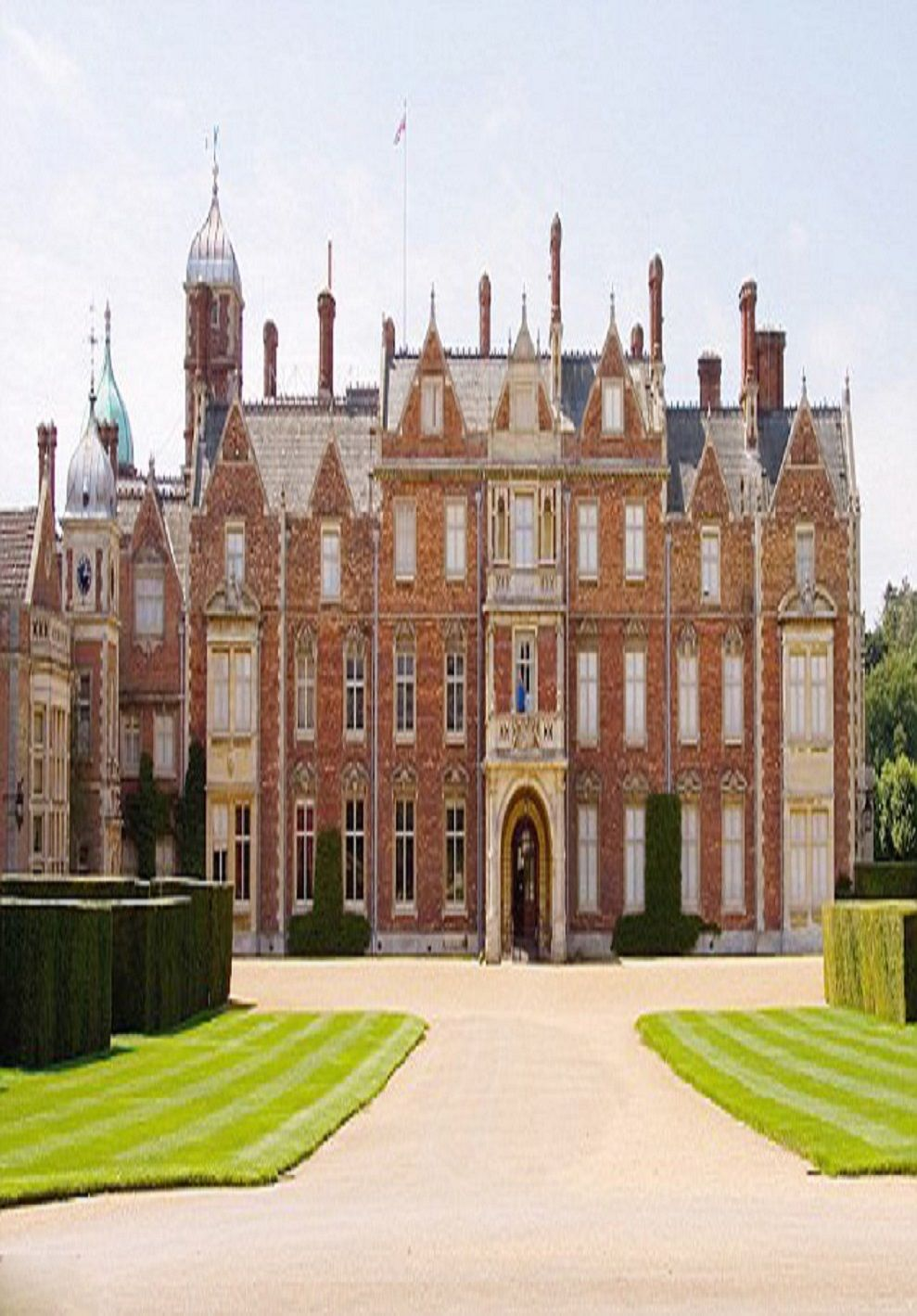 Sandringham Norfolk One Of The Homes Of The British Royal