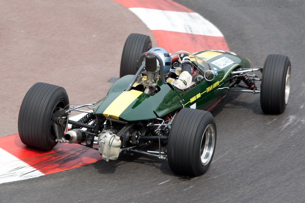 Lotus 41 - 2010 Monaco Historic Grand Prix | Classic Formula 3 ...