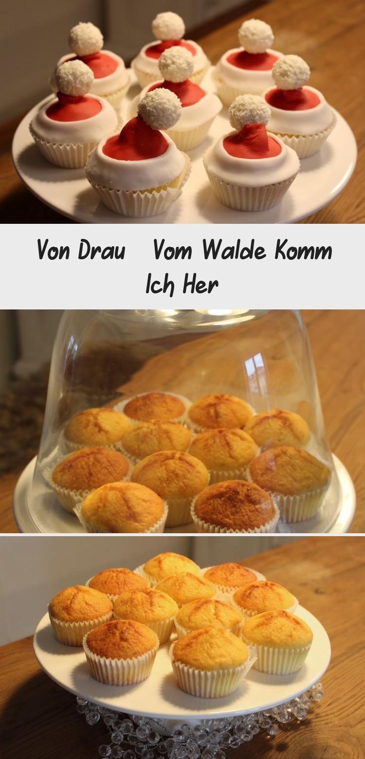 Von Drauss Vom Walde Komm Ich Her 8230 In 2020 Coconut Muffins Baking With Kids Delicious