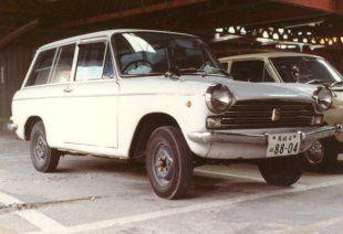1963-1967 Daihatsu Compagno Van