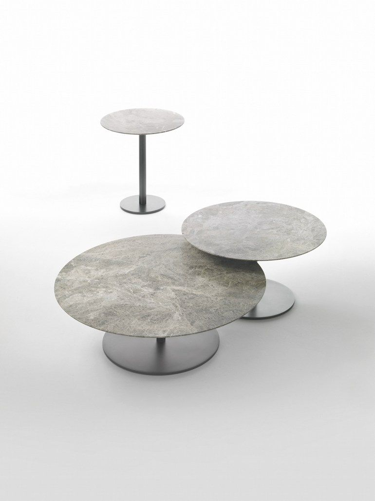 Table Basse, Table Basse Ronde Et