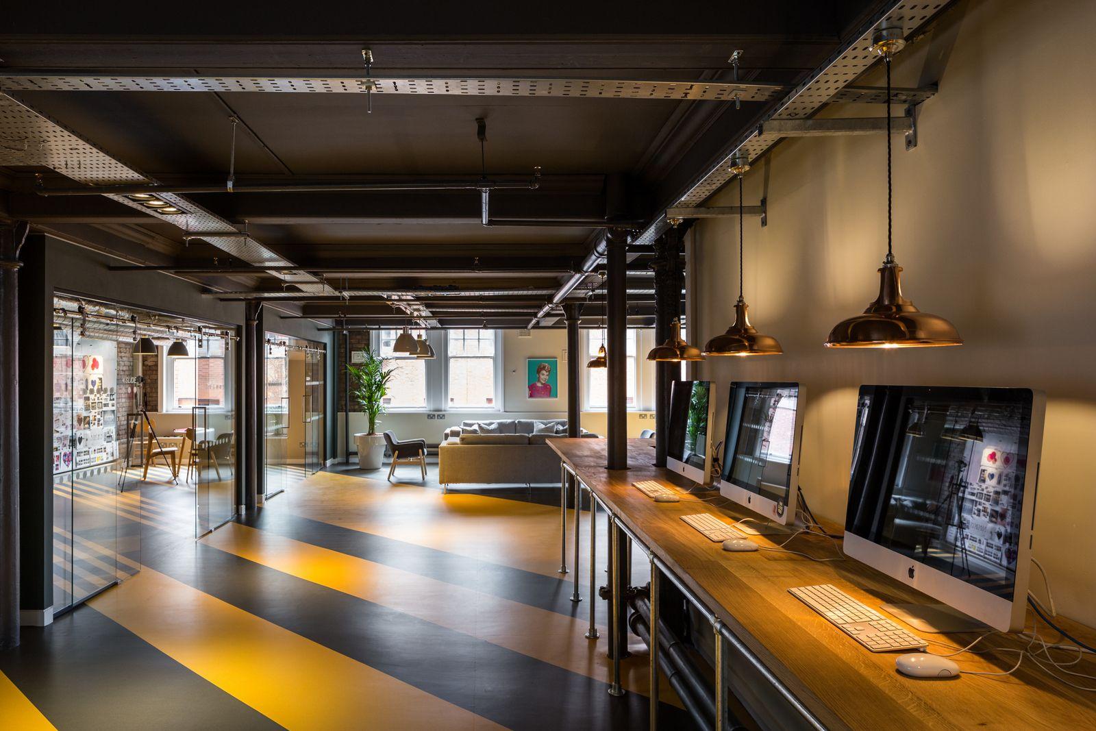 Office Tour Love Creative Offices Manchester Corporate Interiors Furniture Design Design