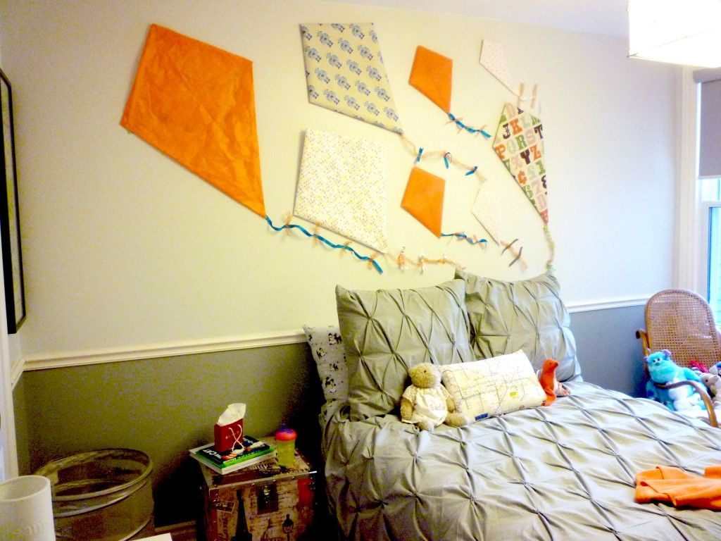 DIY & Crafts | Kites, Wall decor and Walls