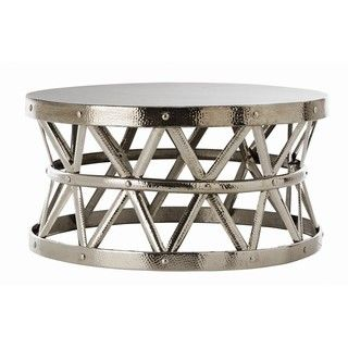 Pin by Ranu Bava on Stuff to Buy Pinterest Silver coffee table
