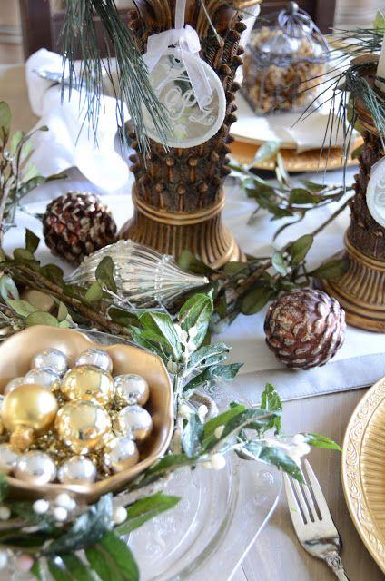 Amanda Carol at Home: Christmas Vignettes