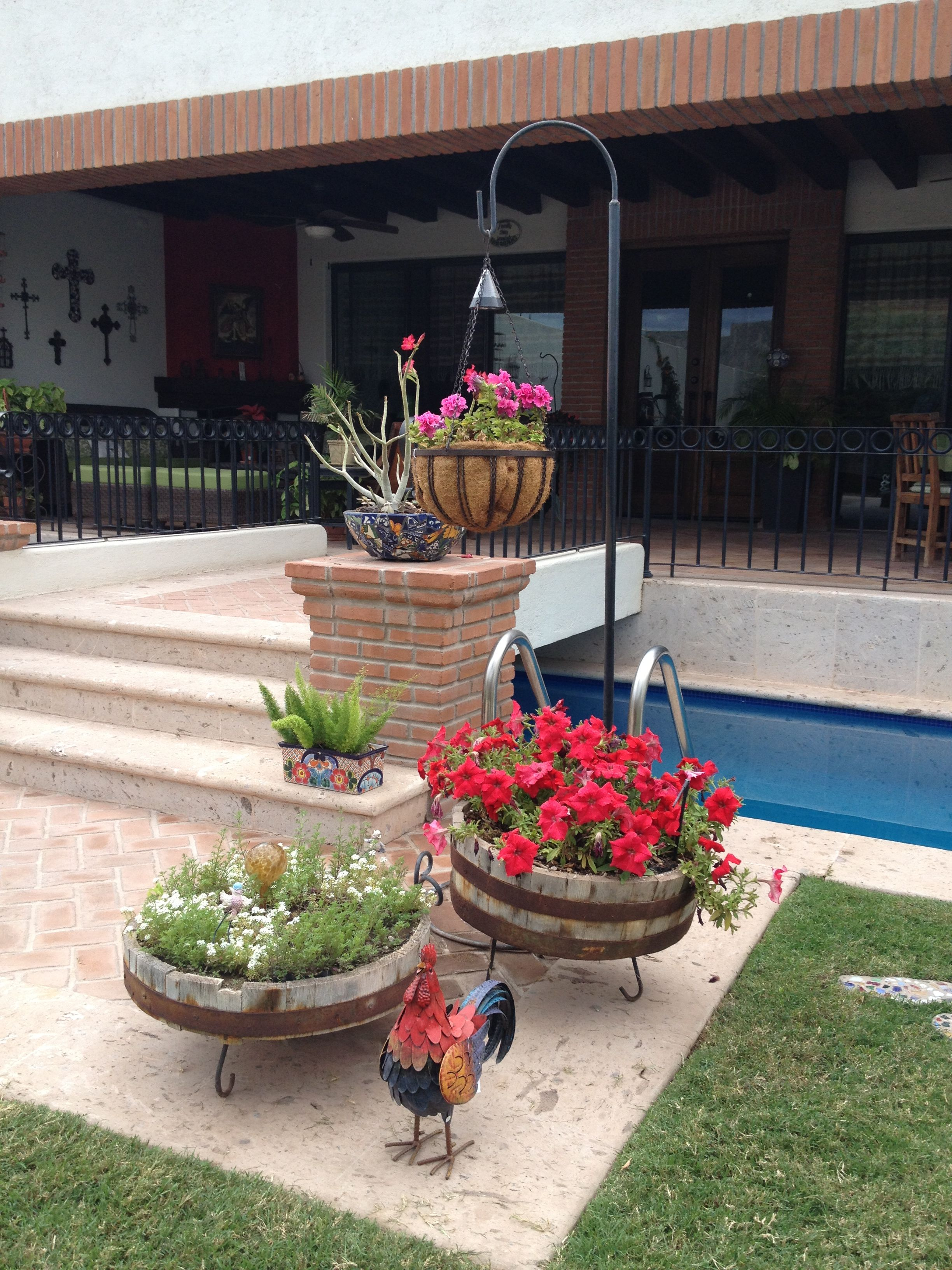 Macetas Garden And Yard Ideas Pinterest Macetas Macetas  ~ Macetas Originales Para El Jardin