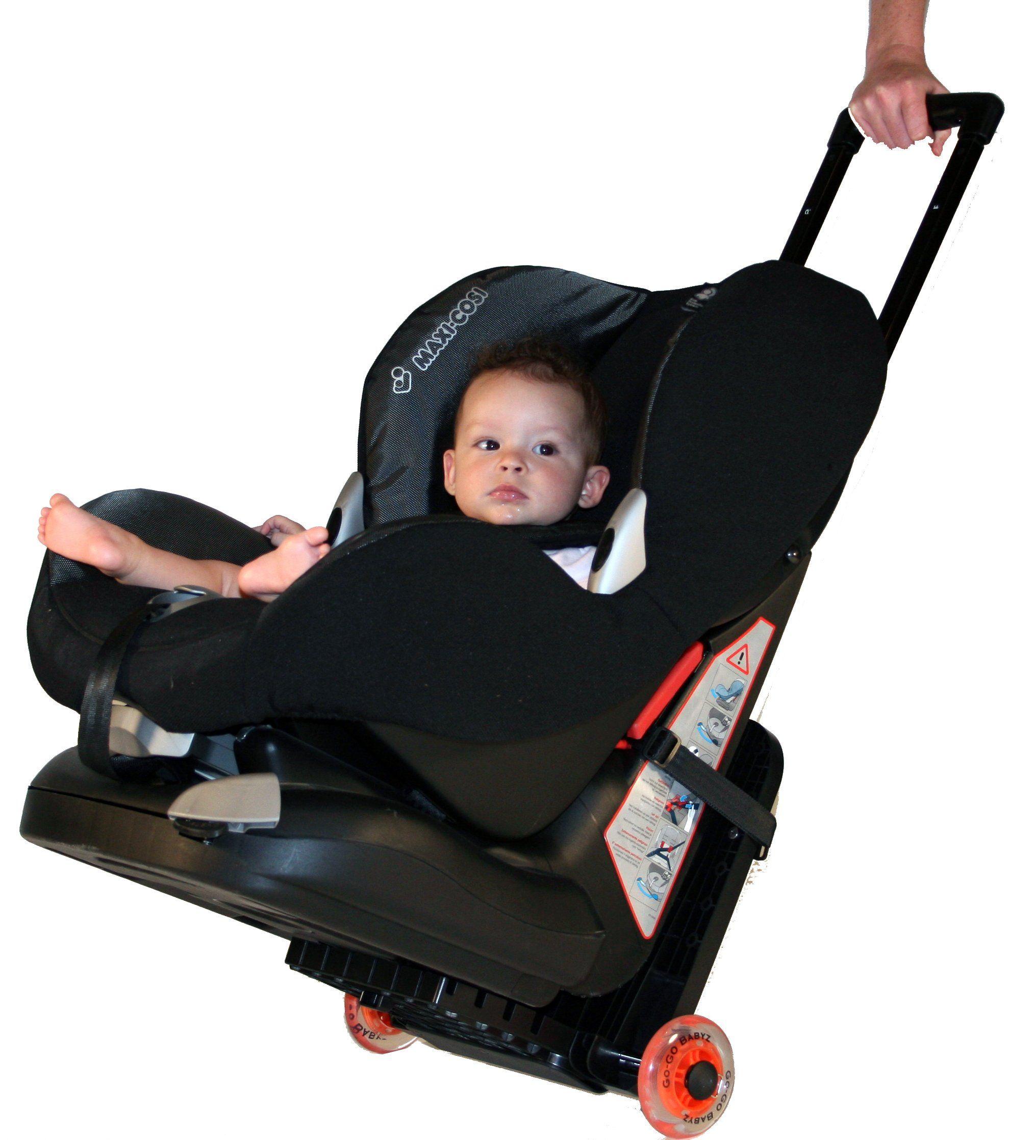 Amazon.com : GO-GO BABYZ TRAVELMATE Car Seat Travel Stroller for ...