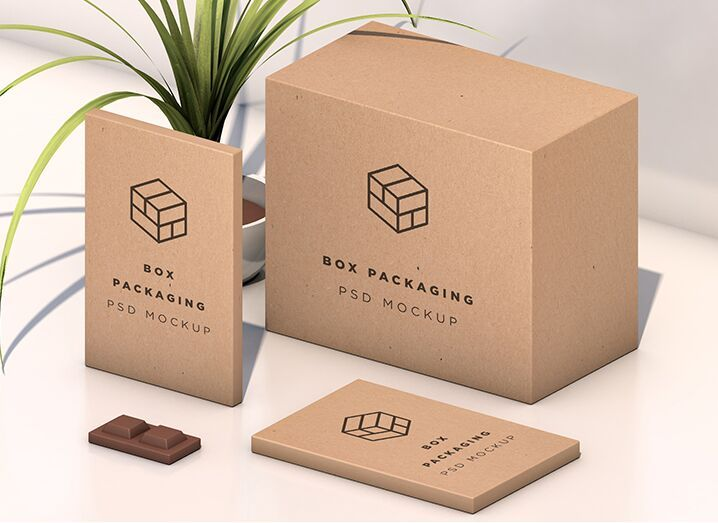 Download Free Isometric Packaging Box Mockup Titanui Mockup Free Psd Download Free Packaging Mockup Mockup Free Psd