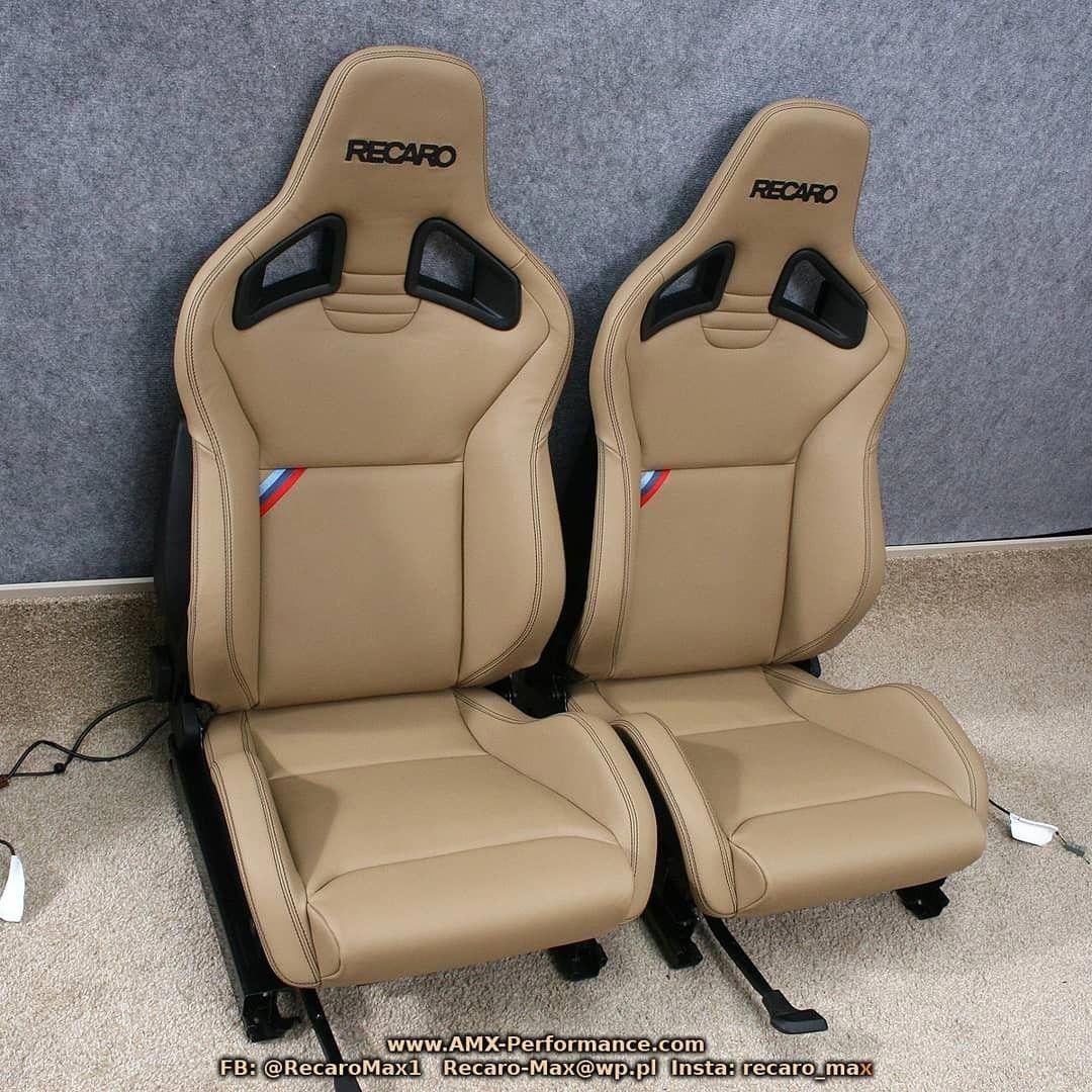 Bamboo Bmw Recaro Seats Amx Performance Com Vwgolwallpaper Assentos De Carro Acessorios Para Carros Banco De Couro Automotivo