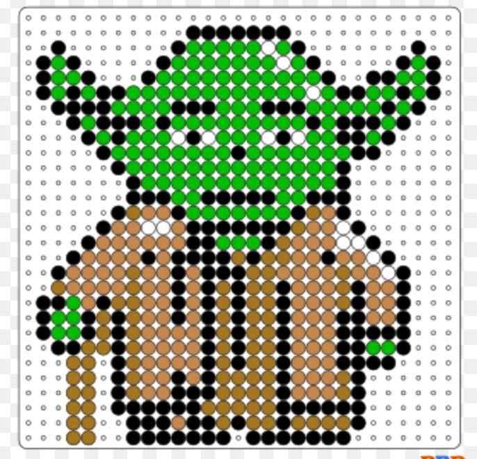 Wanddekoration Baby Yoda Bb Yoda Sprite Aus Star Wars Etsy