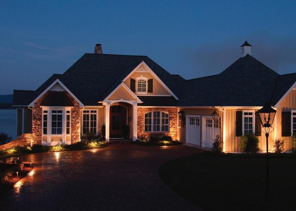 Have you ever driven passed a house at night and been impressed by a landscape lighting company they have low voltage lights such as outdoor led lighting that ensures that the lights are bright and ambient as well as workwithnaturefo