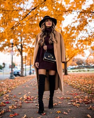Photo of 40 of the Best Camel Coat Outfits for Fall