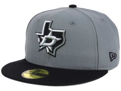 9fbec64b852 Dallas Stars New Era NHL Gray Black 59FIFTY Cap