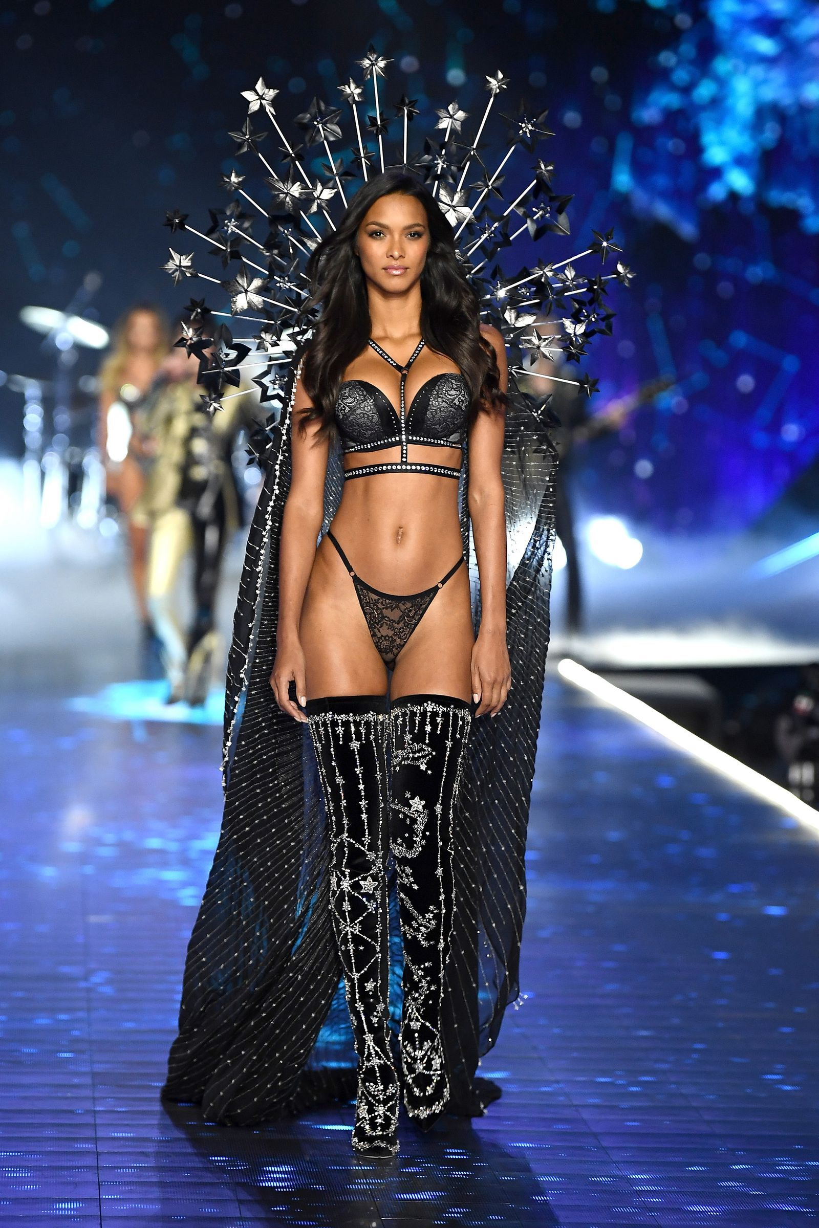 5ba3c2194eb See Every Runway Look From The 2018 Victoria s Secret Fashion Show-  HarpersBAZAAR.com
