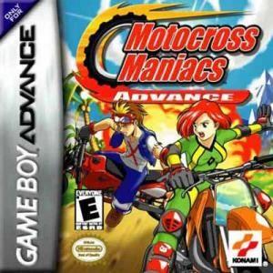 Motocross Maniacs Advance Nintendo Game Boy Advance Nintendo Game Boy Advance Gameboy Games Nintendo Games