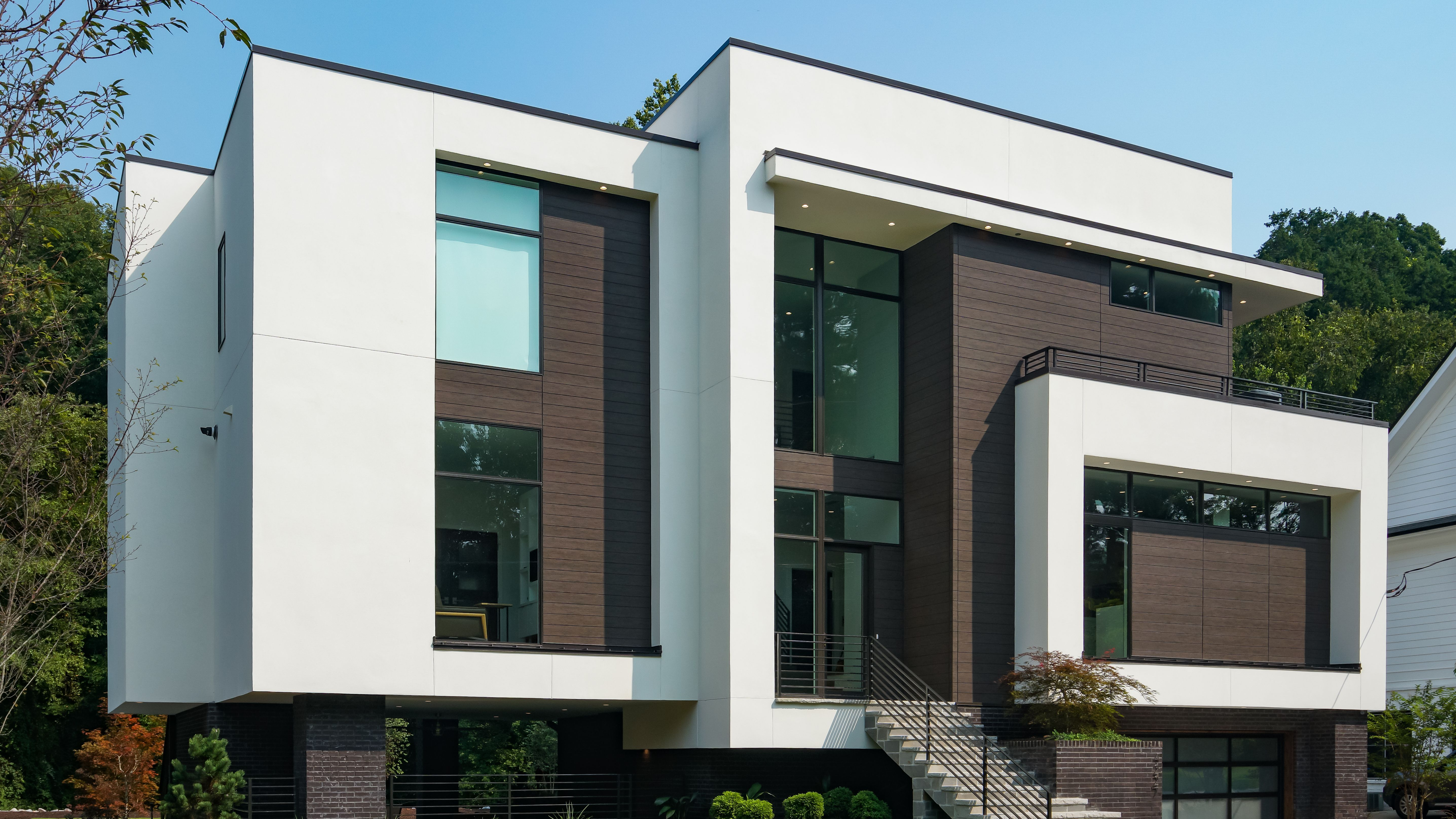 Our VintageWood modern fiber cement siding is like a great ...
