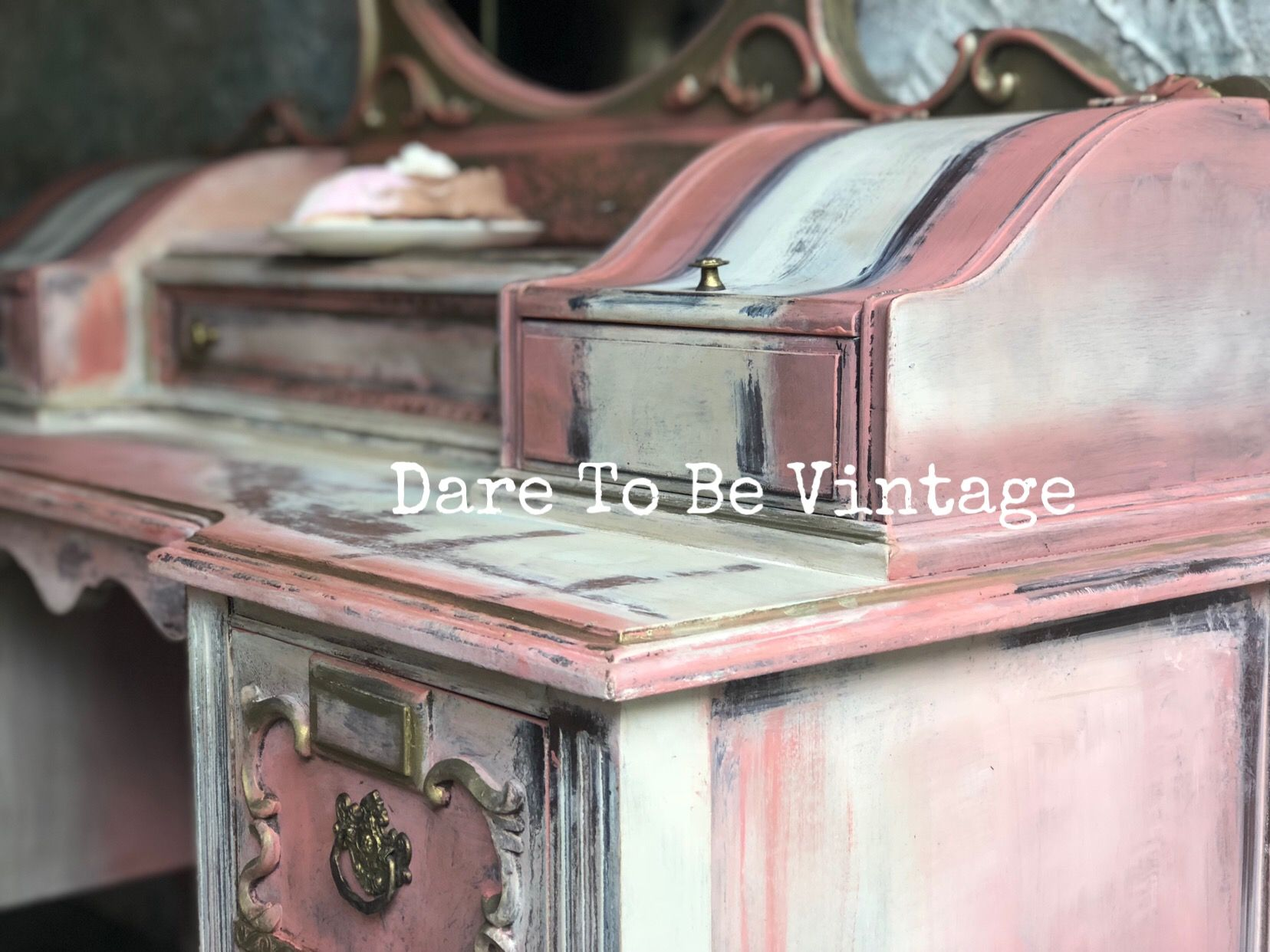 Dare To Be Vintage | Furniture Makeover