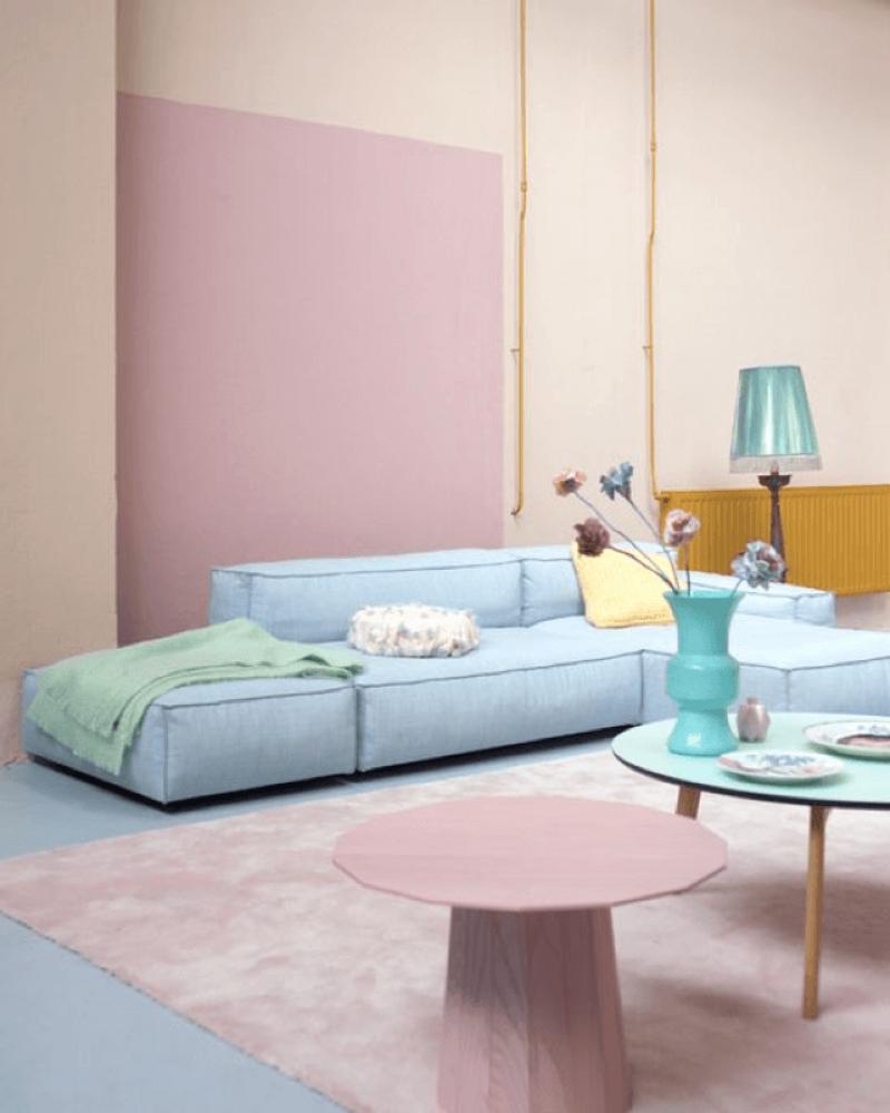Colour Scheme Idea: Modern Pastels