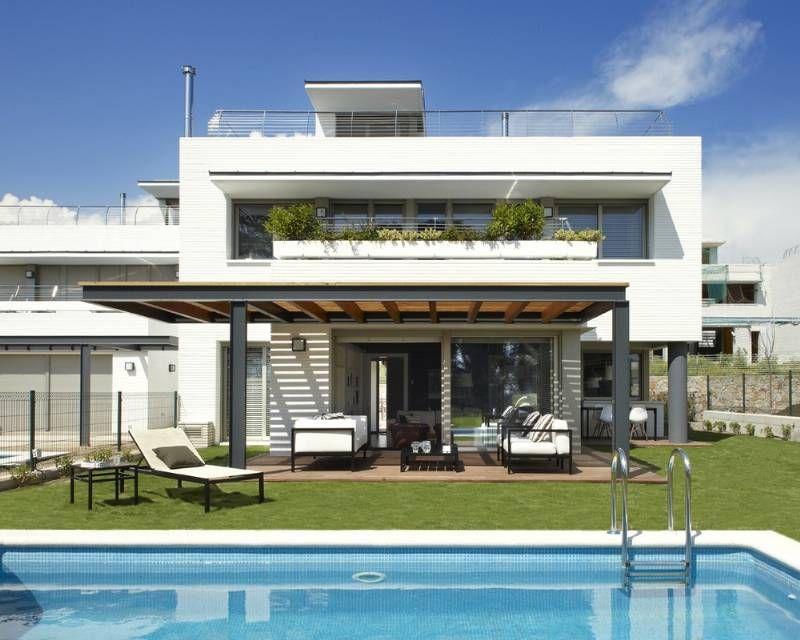 Casas unifamiliares buscar con google casas for Casas modernas unifamiliares