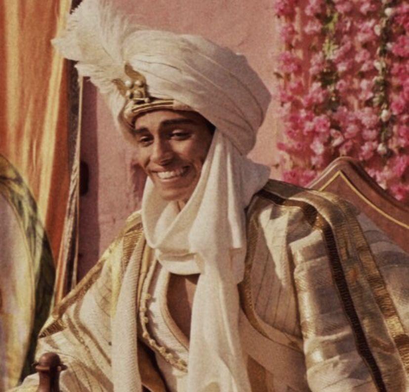Aladdin 2019 Mena Massoud As Prince Ali Aladdin Disney