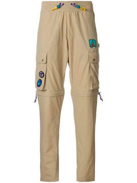 big sale d6407 877c7 ADIDAS ORIGINALS Pharrell Williams Hu Hiking cargo trousers.   adidasoriginals  cloth