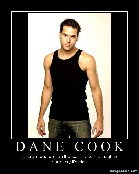 Dane cook virginity