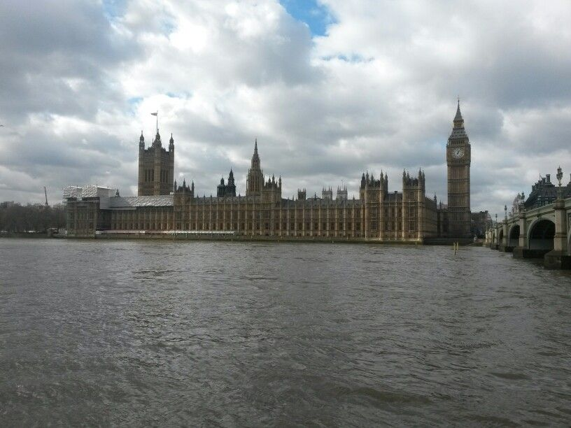 The house of Parliament and the Big Ben