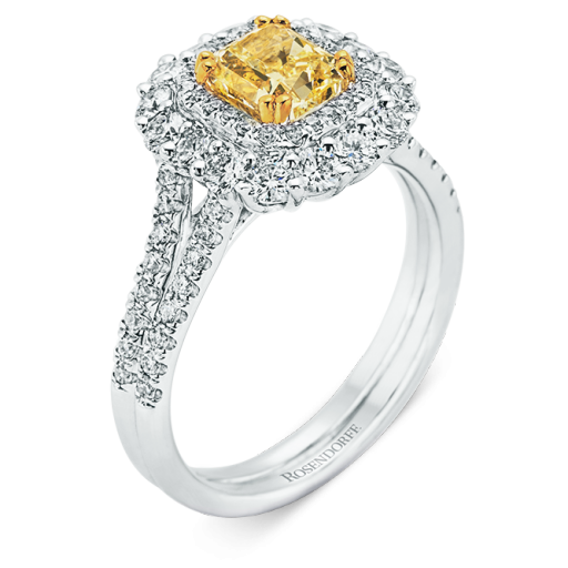 17 Best images about Rosendorff Golden Collection on Pinterest | Cushion diamond  ring, Oval diamond rings and Cross pendant