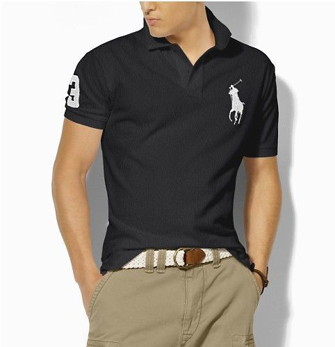 black and white ralph lauren