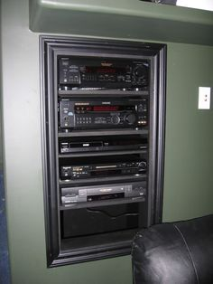 Diy In Wall Av Rack Thread Canadian Tv Computing And Home Theatre Forums
