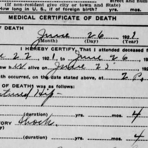 pin by bonnie faucher on ancestry | pinterest | death certificate ...